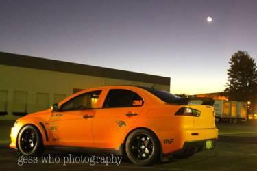 2008 Mitsubishi Lancer Evolution | Photoshoot