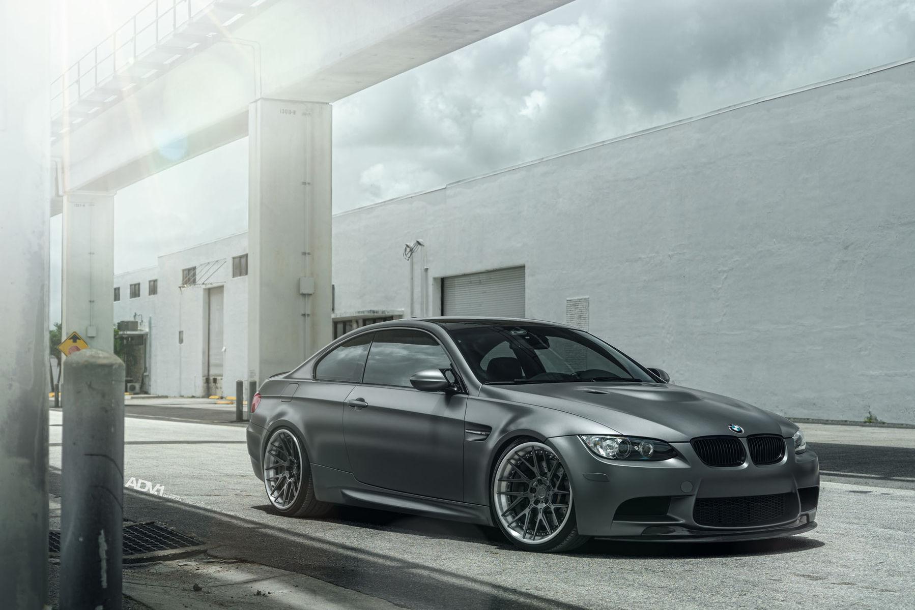 BMW M3   ADV.1 BMW E92 M3