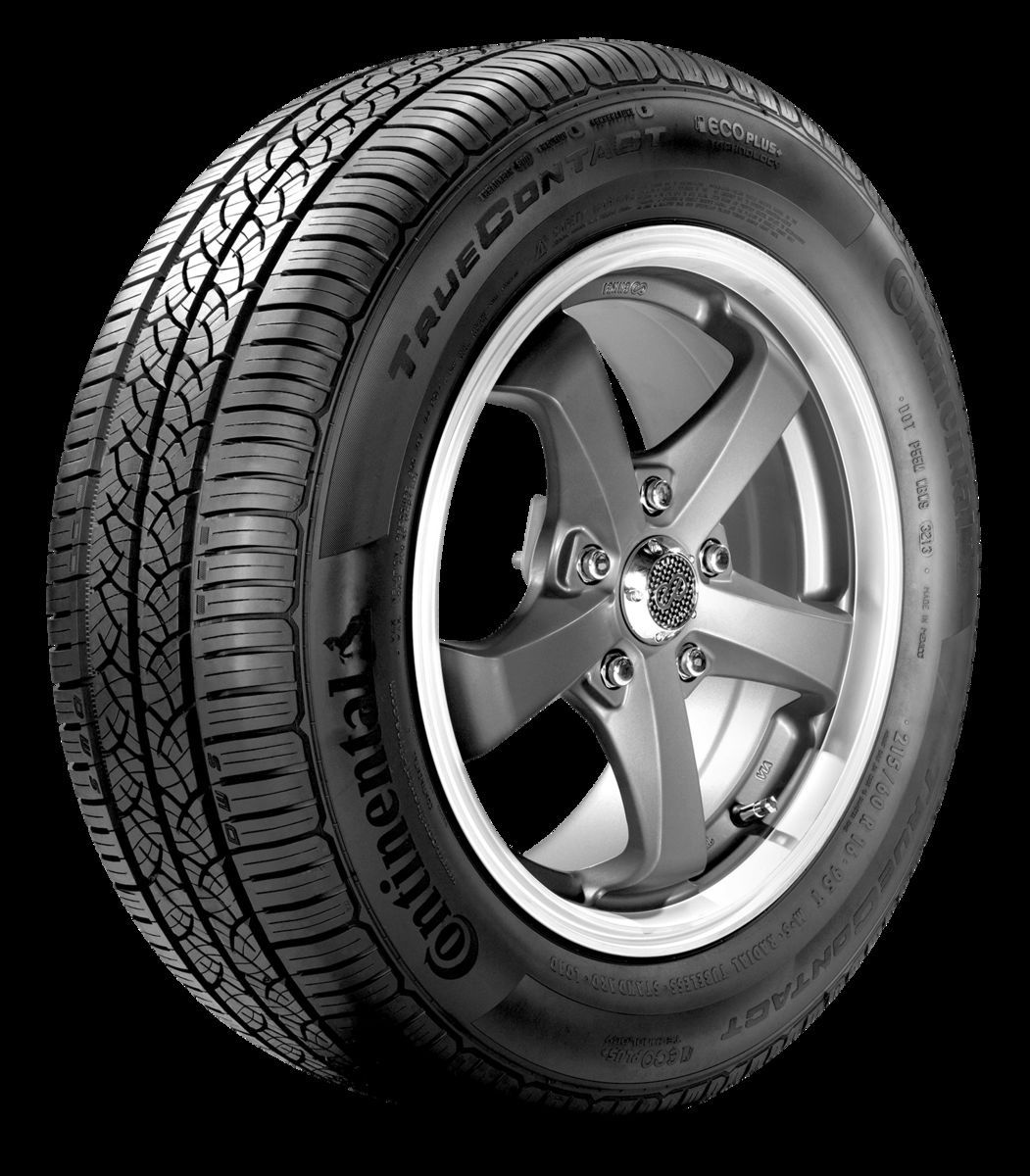 | Latest product from Continental Tire, TrueContact