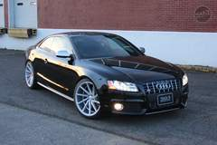 "2010 Audi S5 featuring 20"" VOSSEN CVT's"