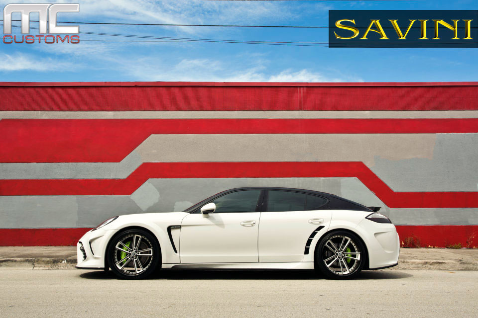 2013 Porsche Panamera | '13 Porsche Panamera by MC Customs