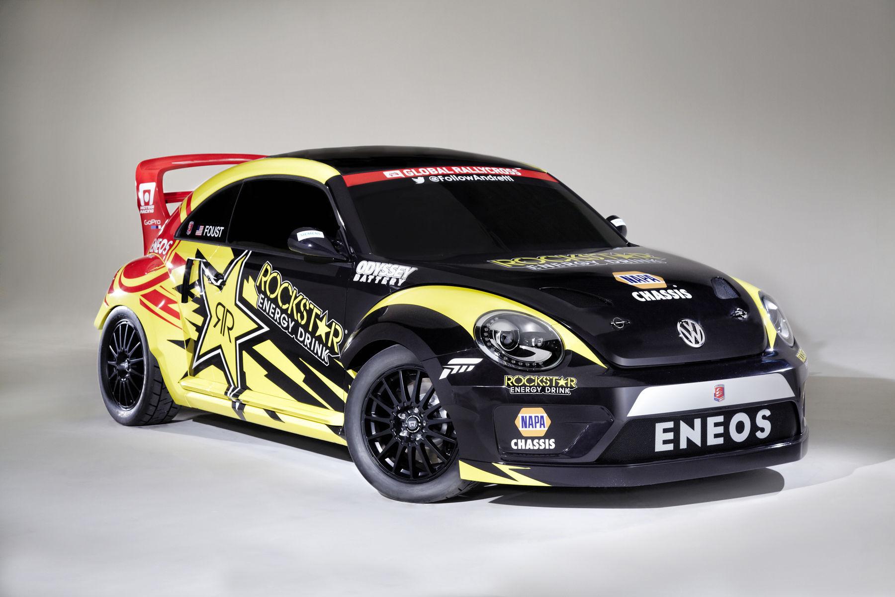 2014 Volkswagen Beetle | VW GRC Beetle