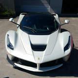 Ferrari LaFerrari Clear Bra XPEL Wrap