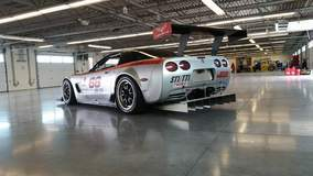 Jordan Priestly's JDP Motorsports TT1 C5 Corvette Z06 on Forgeline GA3R Wheels