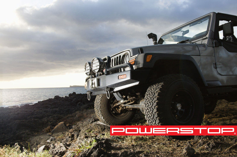 2002 Jeep Wrangler | Jeep TJ Brakes And Accessories