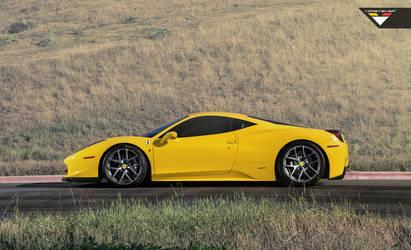 2013 Ferrari 458 Italia | Vorsteiner Ferrari 458-V COUPE/ SPYDER