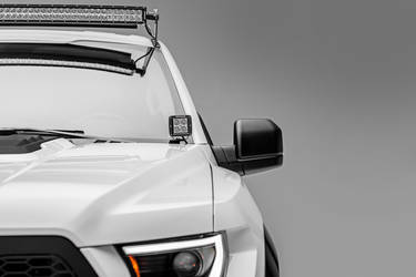 2017 Raptor Hood Hinges LED Light Pod Mounts