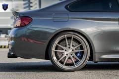 BMW M4 Pair - Rear Wheel