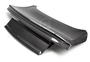 Anderson Composites Carbon Fiber Decklid with Integrated Spoiler