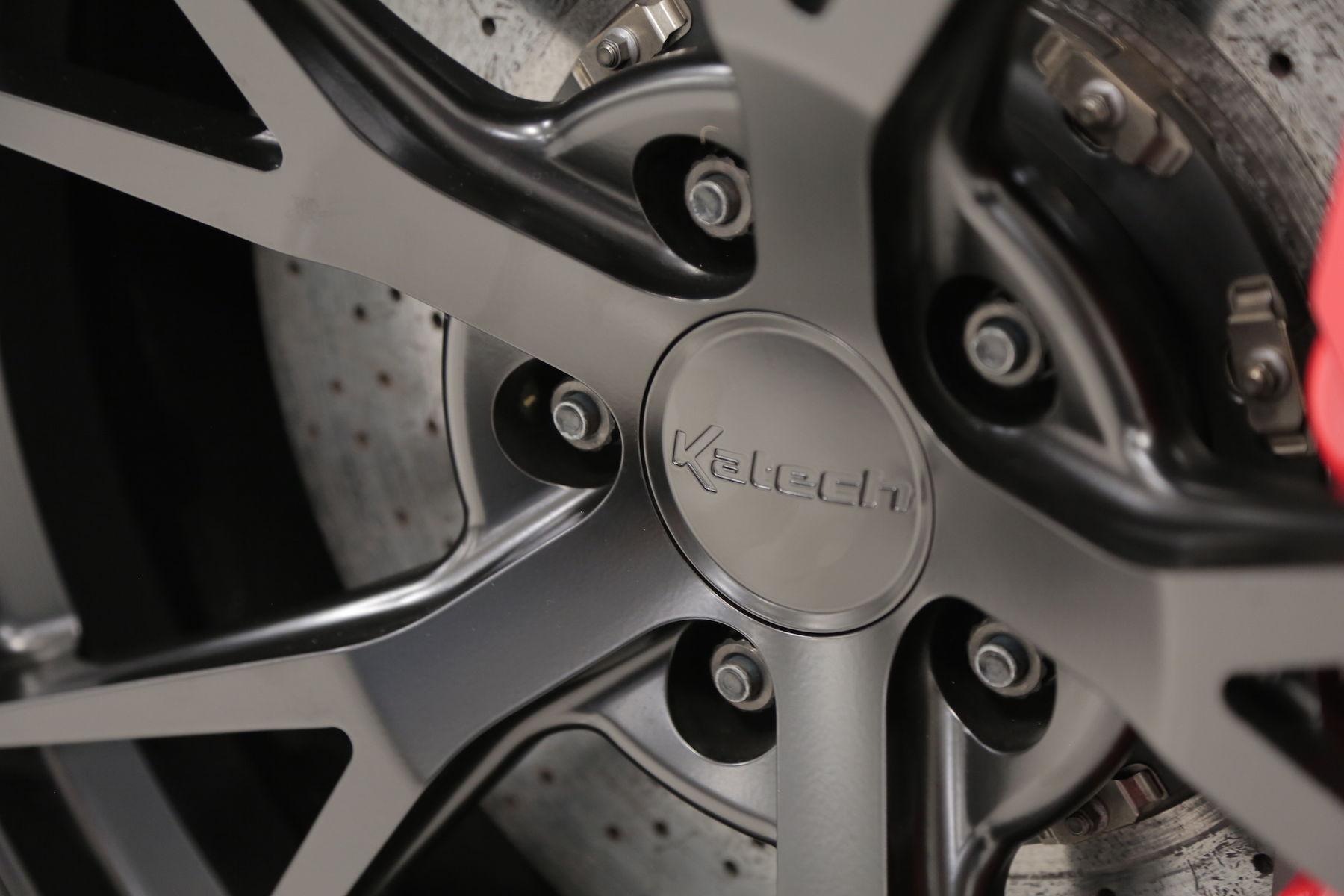2017 Chevrolet Corvette Z06 | Katech's 850HP C7 Corvette Z06 on Forgeline One Piece Forged Monoblock KT1 Wheels