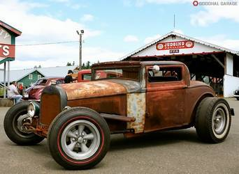 Rust Duster