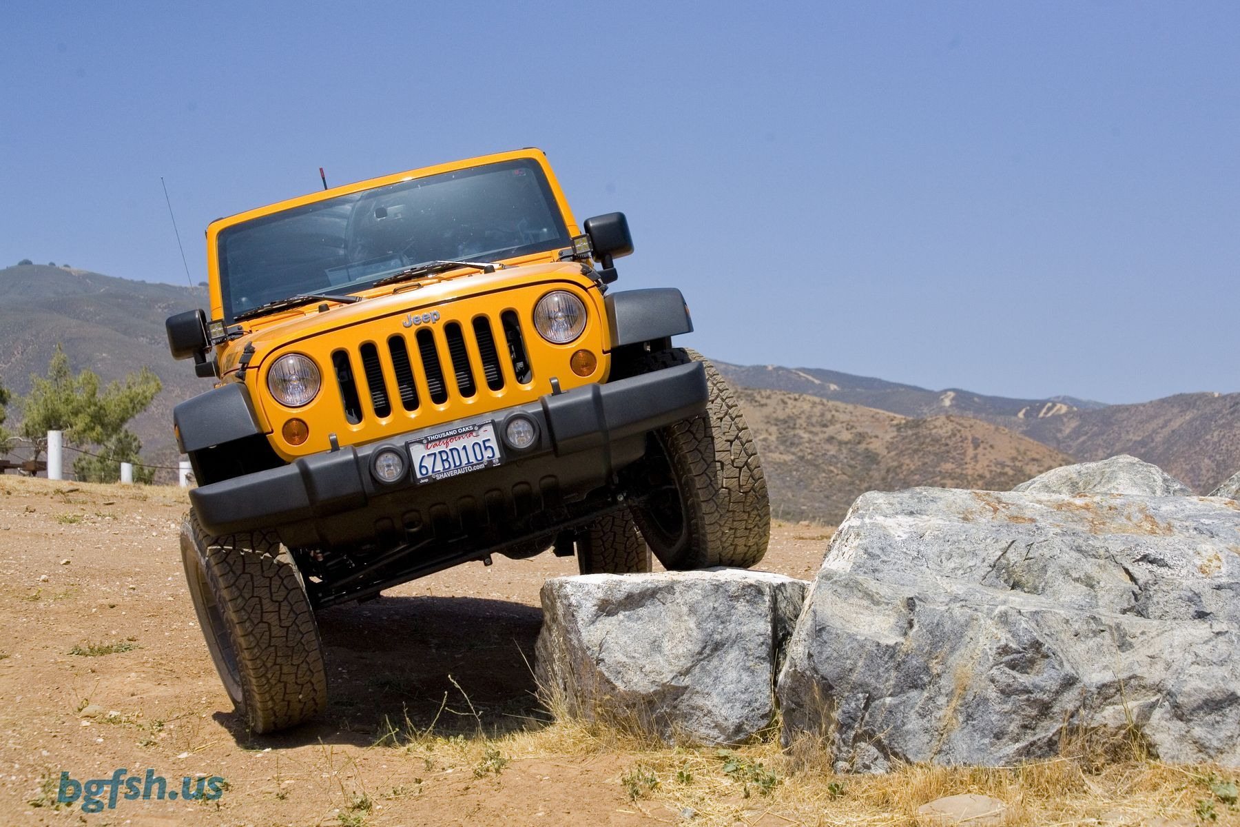 2011 Jeep Wrangler | Supercharged Jeep Wrangler