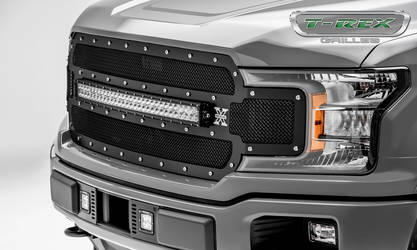 T-REX Ford F-150 - Torch Series - Main Grille Replacement w/ (1) 30