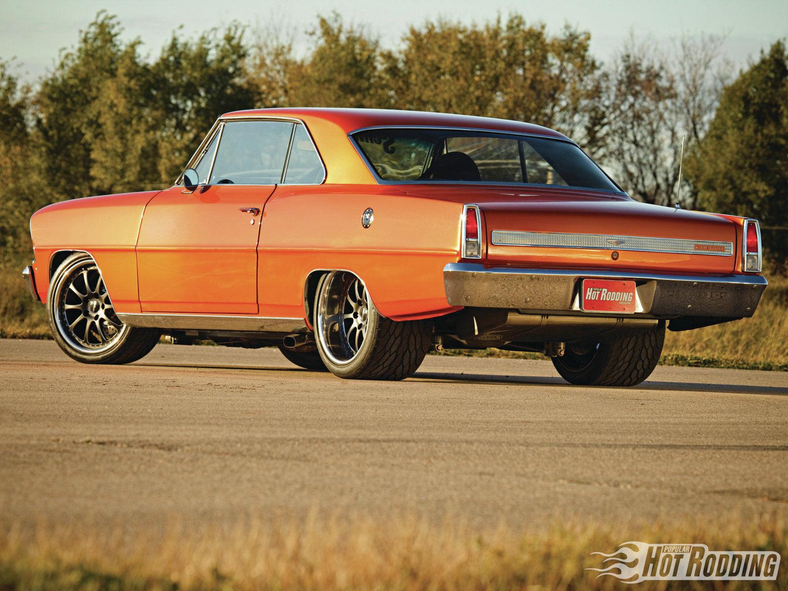 1967 Chevrolet Nova | Schwartz Performance '67 Chevy Nova on Forgeline ZX3P Wheels