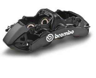 Brembo GT Brake System Front and Rear