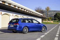 VW Golf R Estate