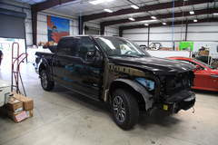 2015 Galpin Auto Sports (GAS) Ford F-150 Disassembly Front 3/4