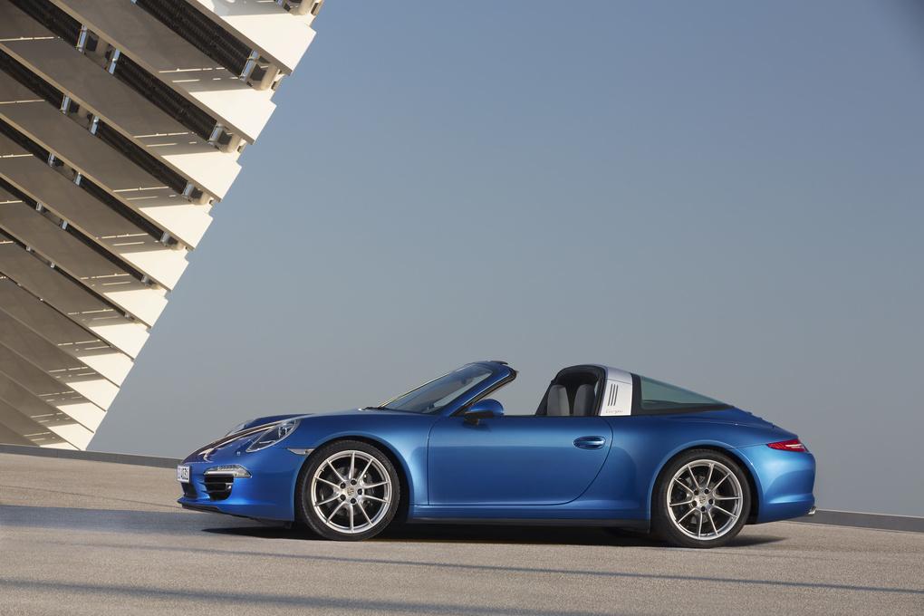 2014 Porsche 911 | '14 Porsche 911 Targa 4