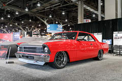 Bob Gawlik's Detroit Speed Pro-Touring 1967 Chevy II on Forgeline GZ3R Wheels