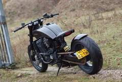 Nozem Motorbikes Gixxer Bobber