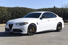 Superior Concepts Alfa Romeo Giulia on Forgeline One Piece Forged Monoblock EX1 Wheels