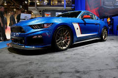 2015 Roush RS3 TrakPak Mustang