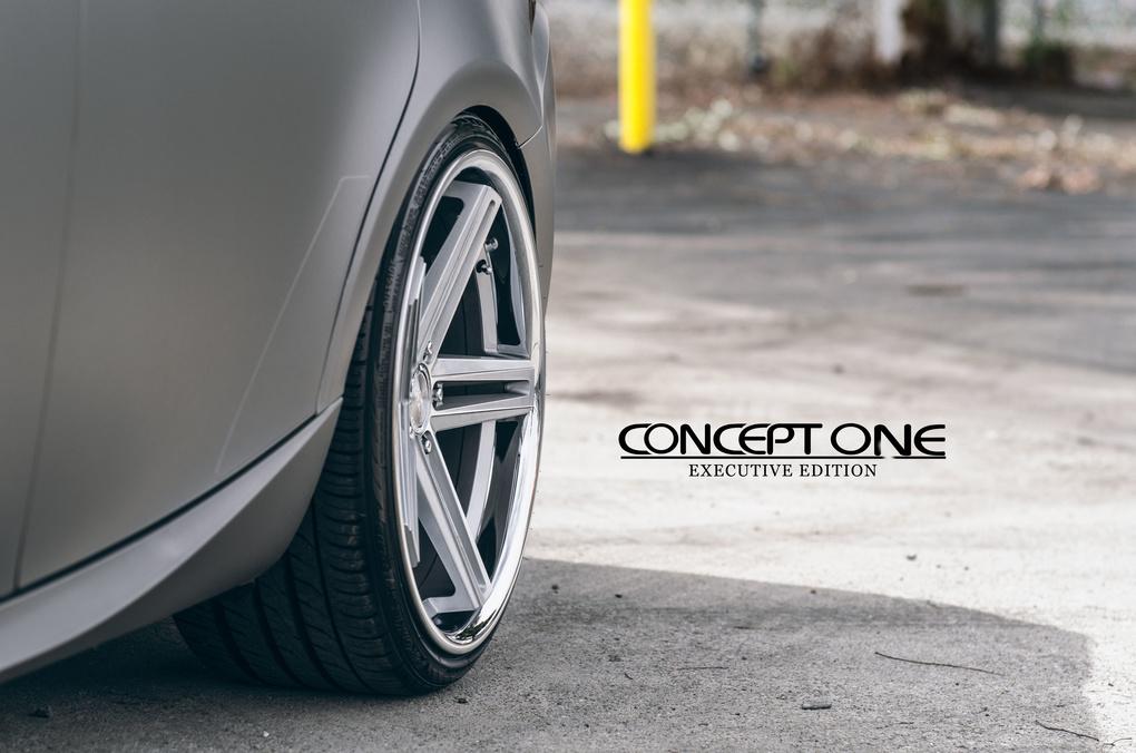 2014 Lexus IS 350 | '14 Lexus IS350 F Sport on Concept One CS55's