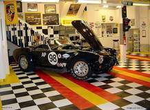 Ford Cobra Replica Racer