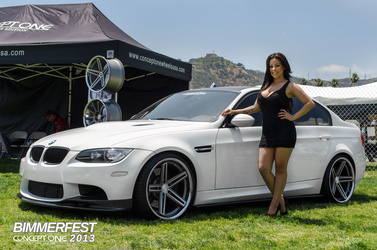 2012 BMW 3 Series | '12 BMW 335i by Concept One @ Bimmerfest