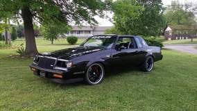 Richard Townsend's 1987 Buick Grand National on Forgeline CV3C Concave Wheels