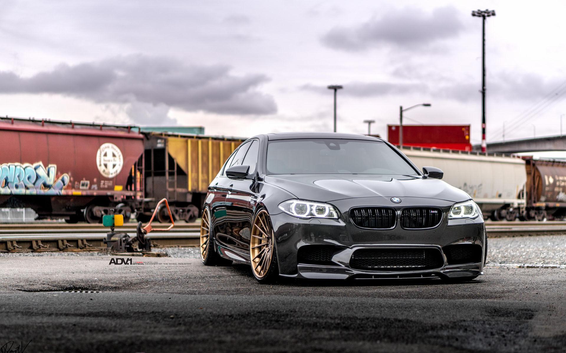 2015 BMW M5   Black BMW F10 M5