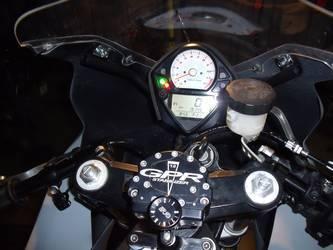 GRP Steering Damper