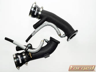 Forged Performance R35 GT-R Turbo Inlet Kit
