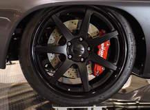 "Steve Heck's ""INTENSE"" '69 Camaro on Forgeline CV3C Wheels - Satin Black Wheels"