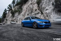2014 BMW 435i on Vorsteiner Wheels