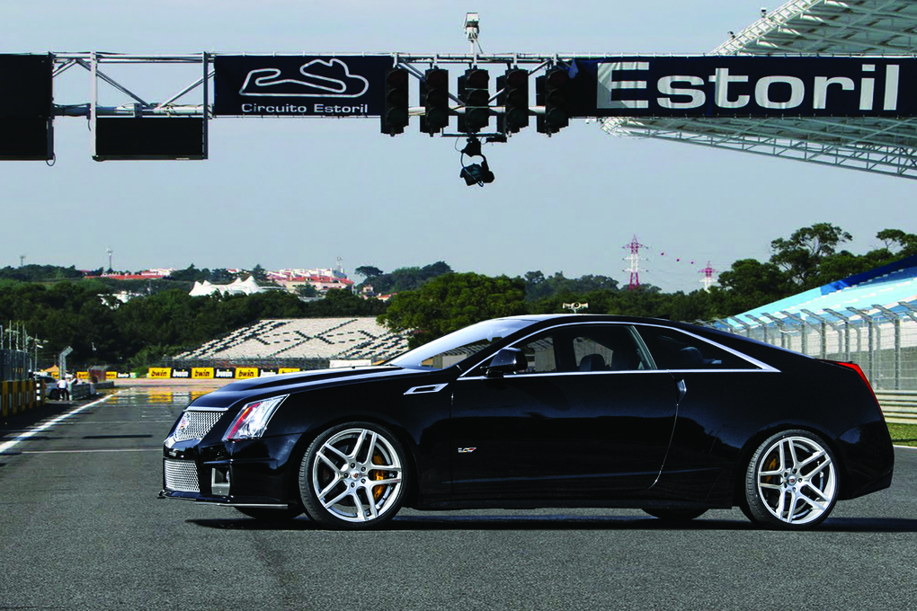2009 Cadillac CTS Coupe | Caddy CTS on Ruff R954's