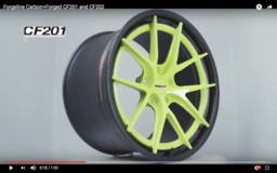 Video: Forgeline Carbon+Forged CF201 and CF202