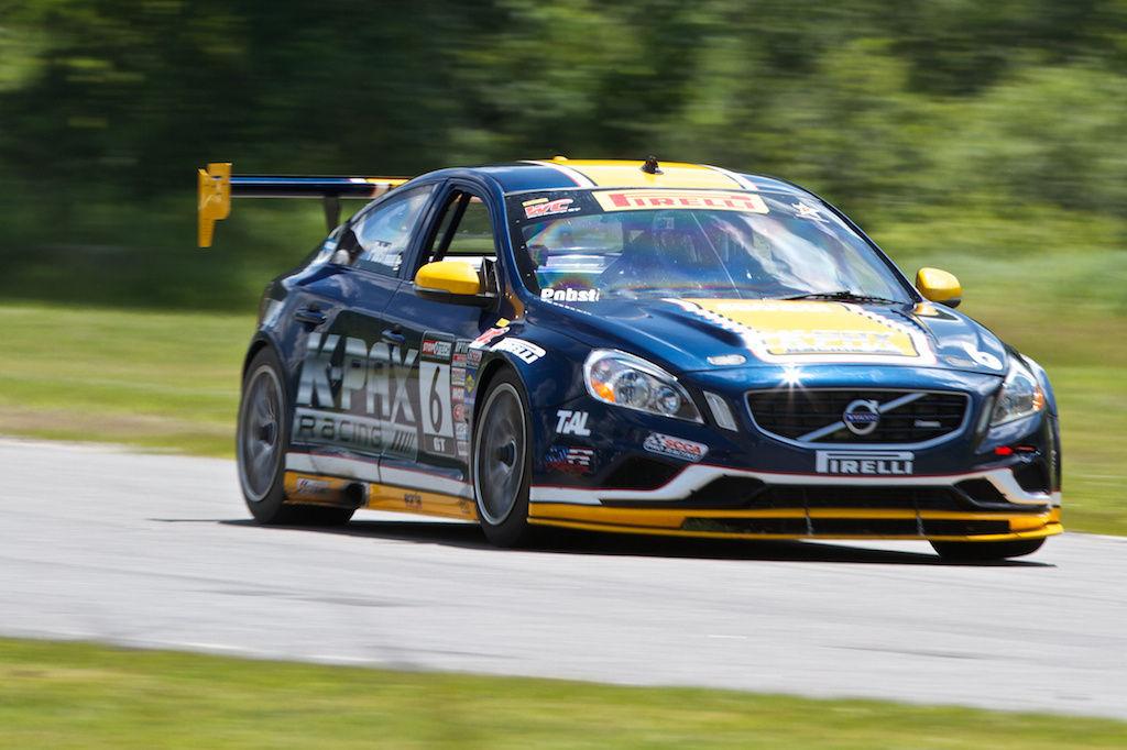 2013 Volvo S60 | K-pax 2013 S60 @ Limerock