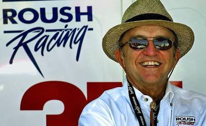 Jack Roush - The Cat in the Hat