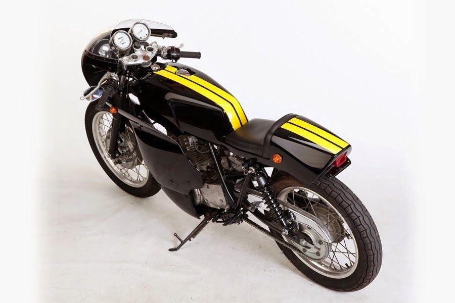 Yamaha    Yamaha SR400 Racer by Motor Rock