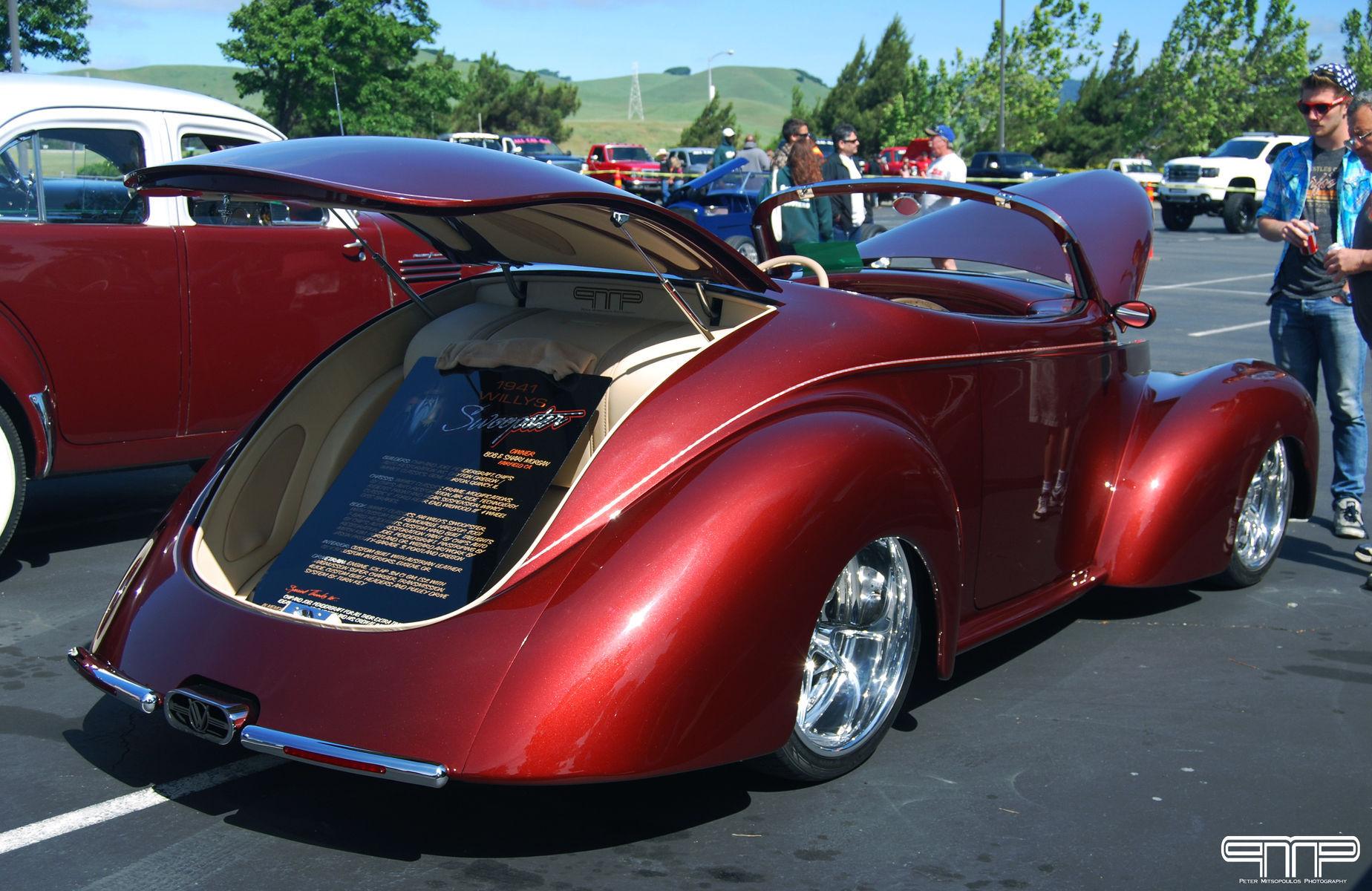   Willys Custom Hot Rod