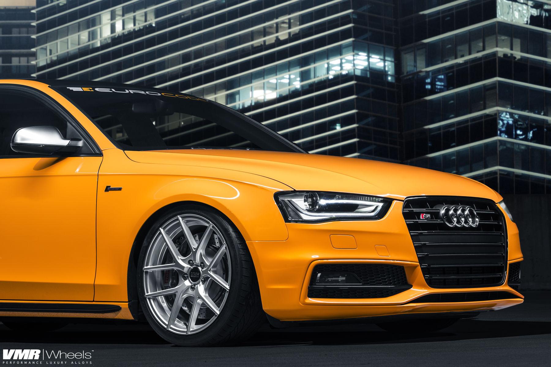 2014 Audi S4 | Audi B8.5 S4 Solar Orange | V803 19