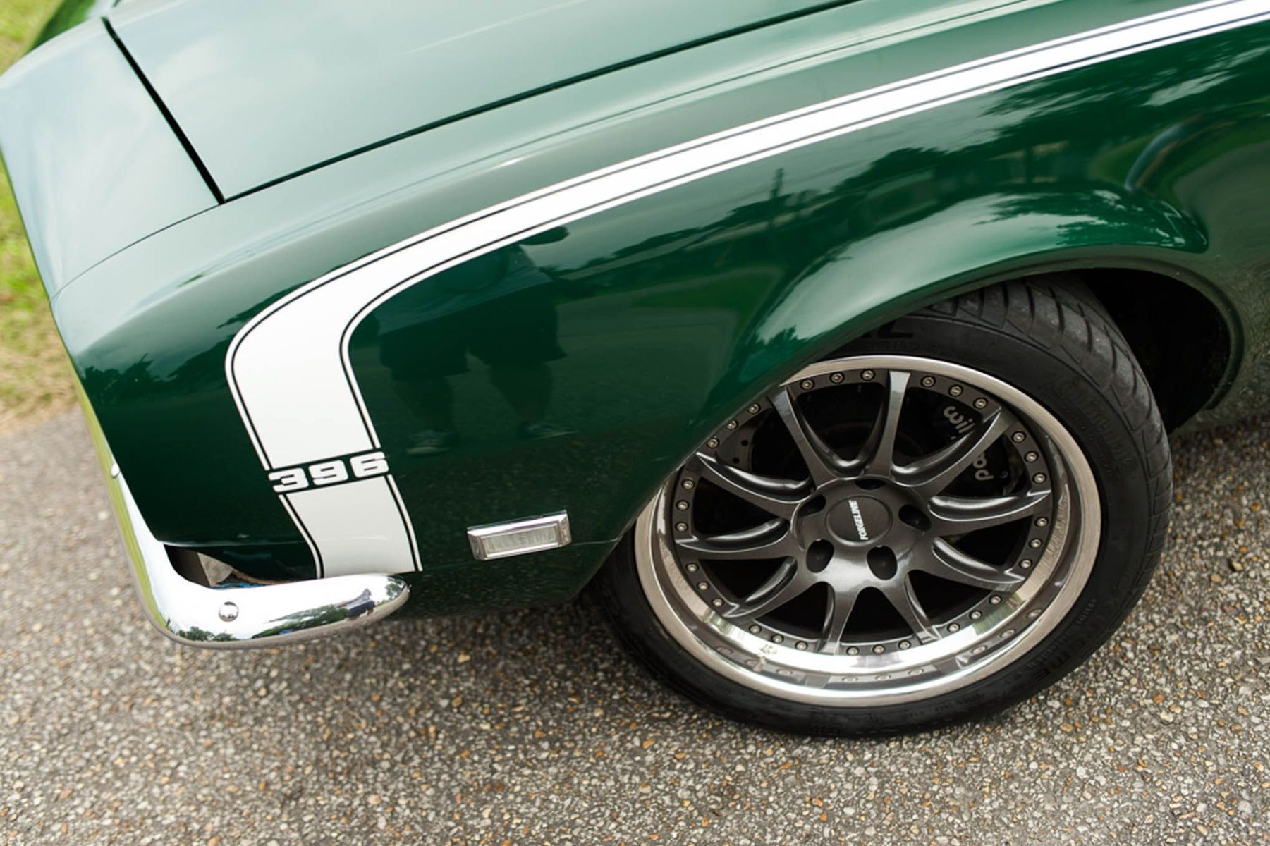 1968 Chevrolet Camaro | Rutledge Wood's