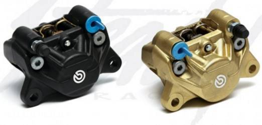 Brembo Front and Rear Brake Calipers
