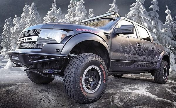 2013 Ford  | ReadyLIFT Ford F150 SVT Raptor
