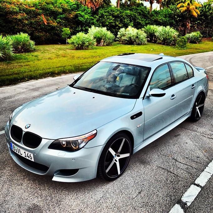 2010 BMW M5 | BMW M5 on XO Miami's