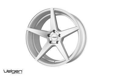 Velgen Wheels Classic5 Matte Silver