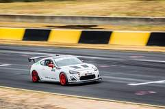 Harrop Engineering Sets World Time Attack 86-BRZ Clubsprint Record on Forgeline GS1R Wheels