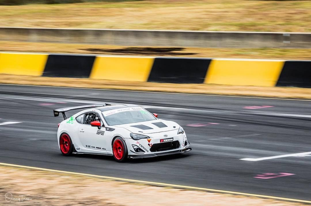 2017 Toyota GT86 | Harrop Engineering Sets World Time Attack 86-BRZ Clubsprint Record on Forgeline GS1R Wheels