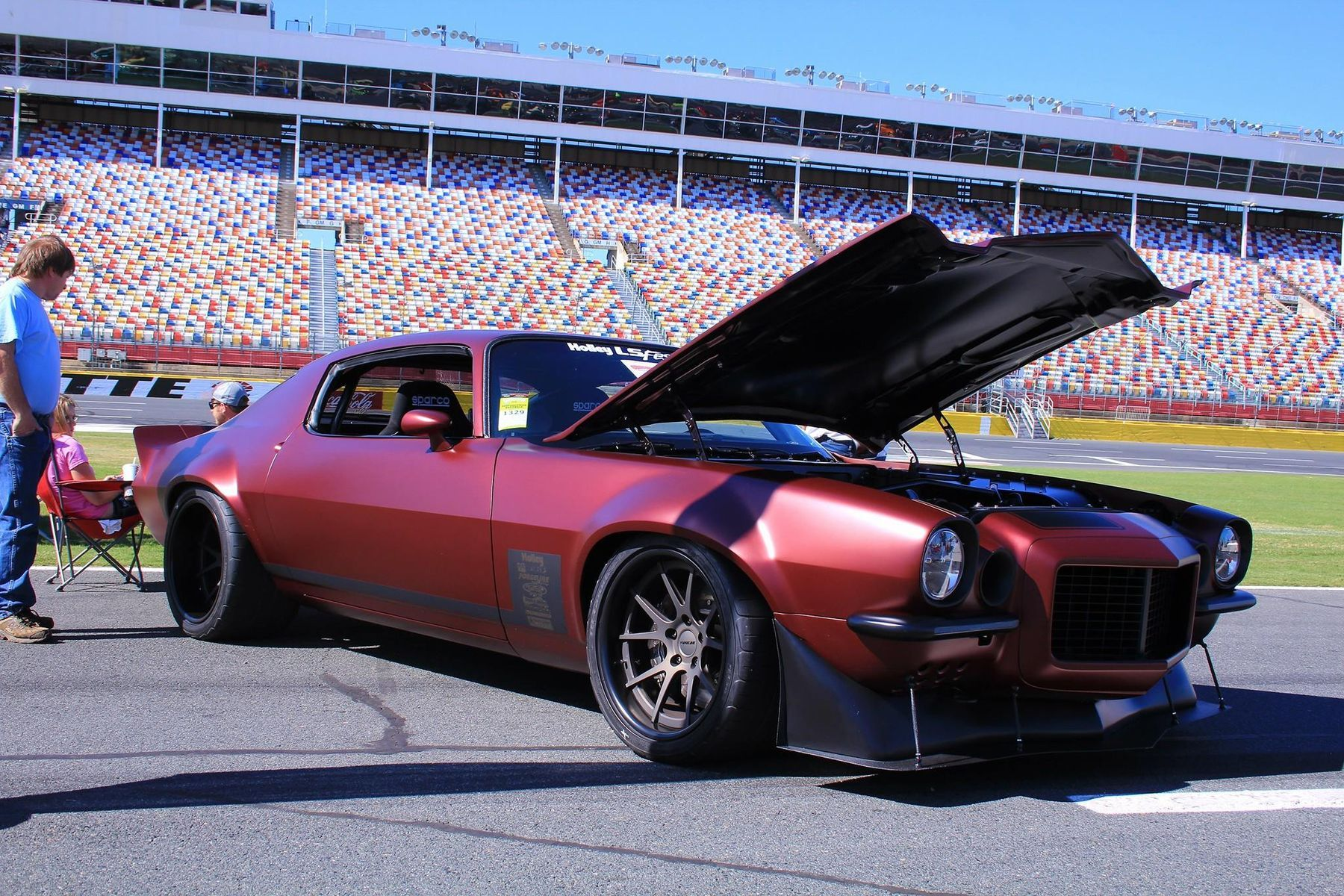 1971 Chevrolet Camaro | Paul VanNus' Dutchboys Hotrods '71 Camaro on Forgeline GA3C Wheels Earns Builders Choice Award at Goodguys Charlotte